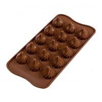 Stampi in silicone cioccolatini Choc Jack Silikomart