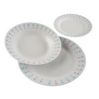 Vajilla porcelana 18 piezas Orient Flair