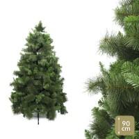 Árbol de Navidad mixto con 100 ramas 65x65x90h cm