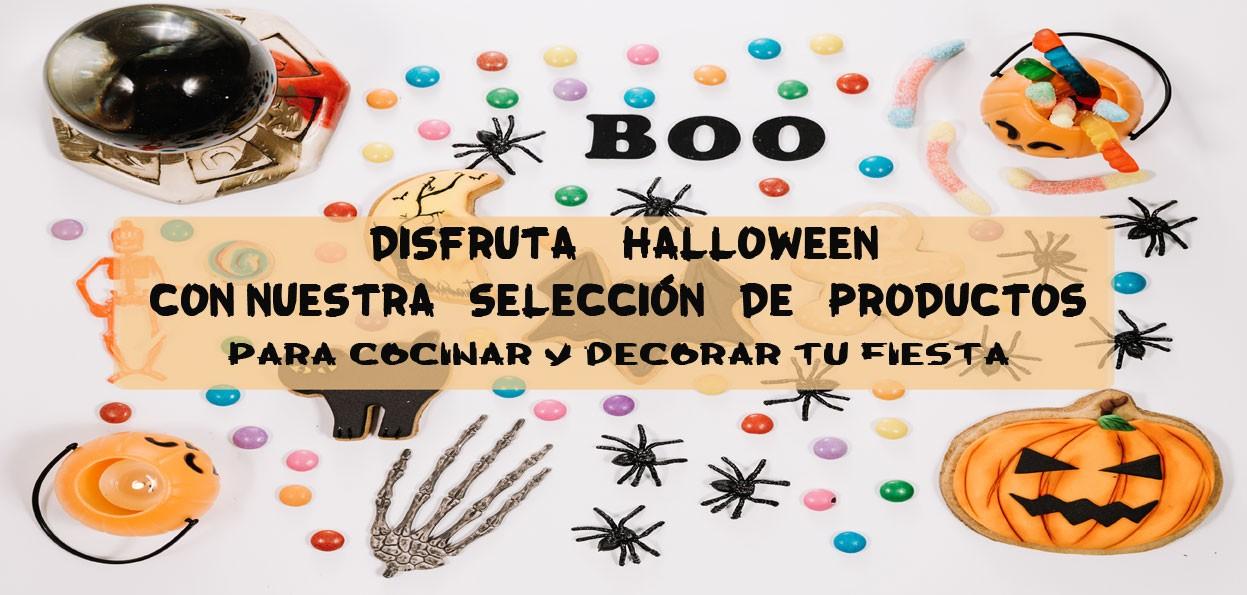 Decora tu fiesta de Halloween y haz los dulces más terroríficos